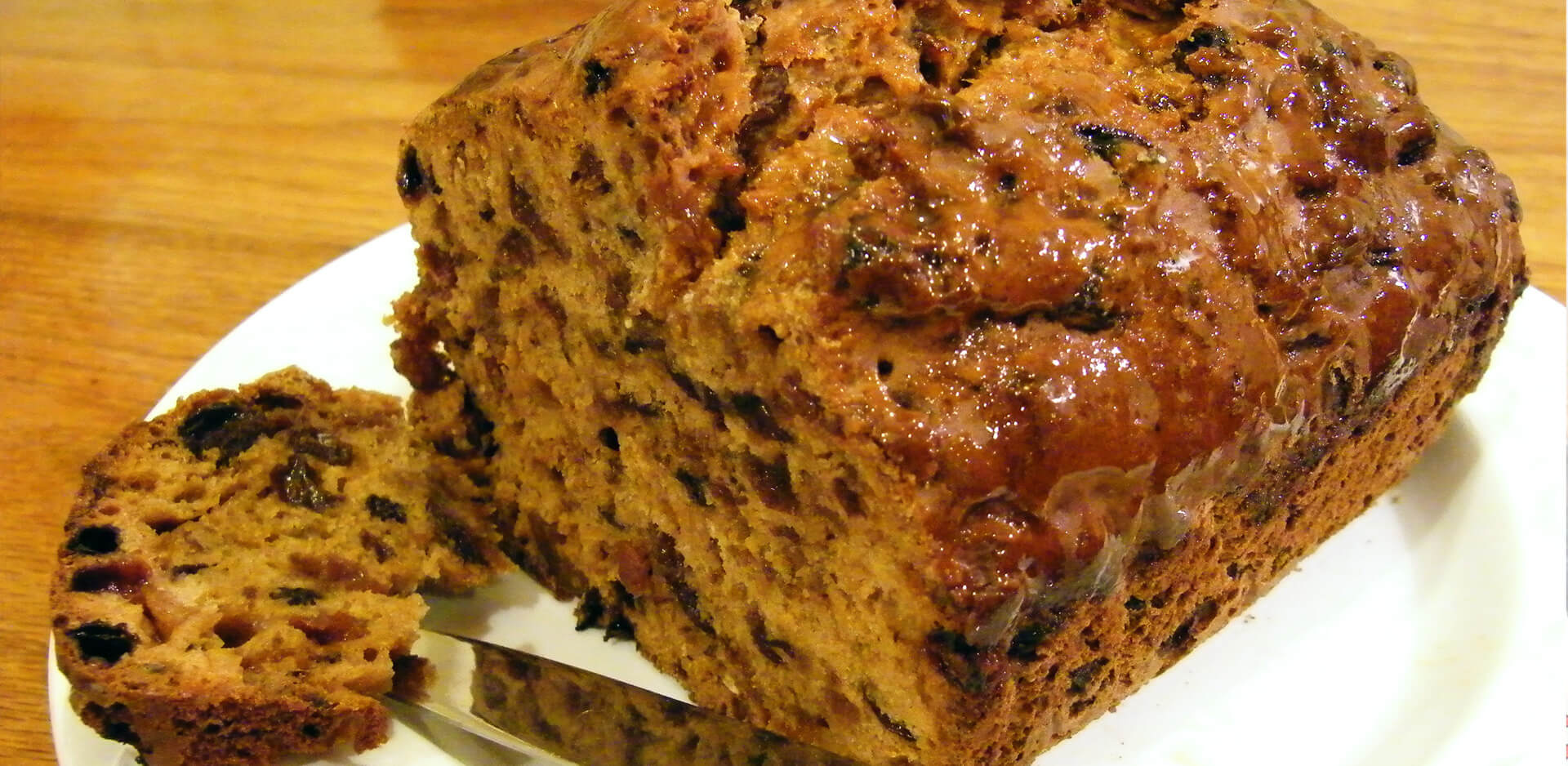 Bara Brith Or Speckled Bread Welsh Food And Drink